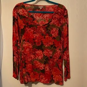 J. Jill Blouse for Fall